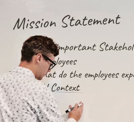 Three Easy Steps for Defining Your Company's Mission